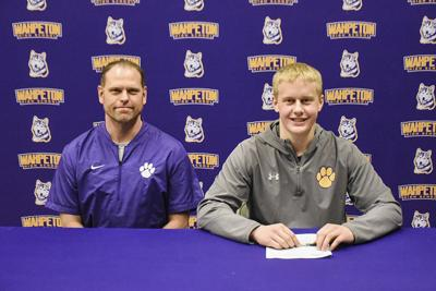 Gjerdevig signs Letter of Intent with Vikings
