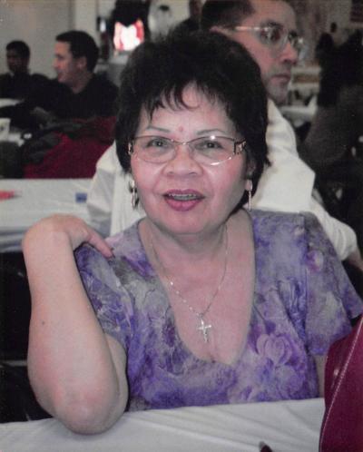 Prescilla Villones Brown, 82