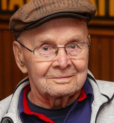 Alexander Warzeka, 96