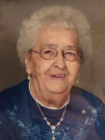 Anna M. Koschney, 94