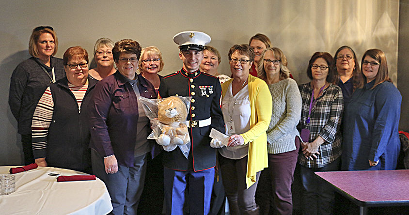 Toys For Tots Sign Up Application Form : Donation for toys tots drive local news stories