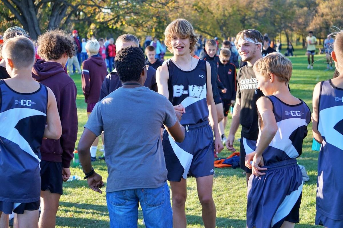 Storm rises with Ruddy, senior takes 12th place at HOL meet