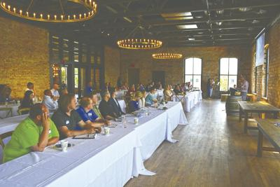Capital Convention draws a crowd