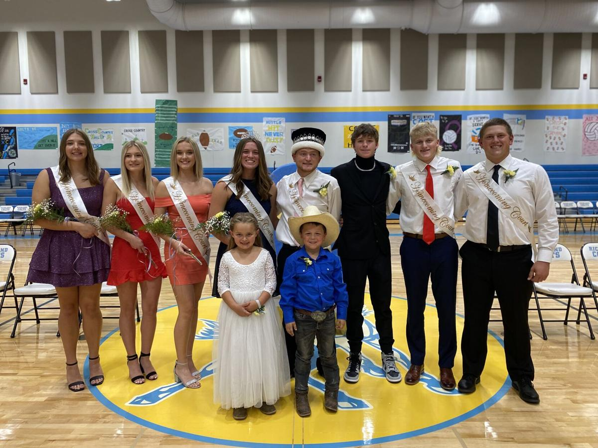 Richland 44 holds Homecoming Week