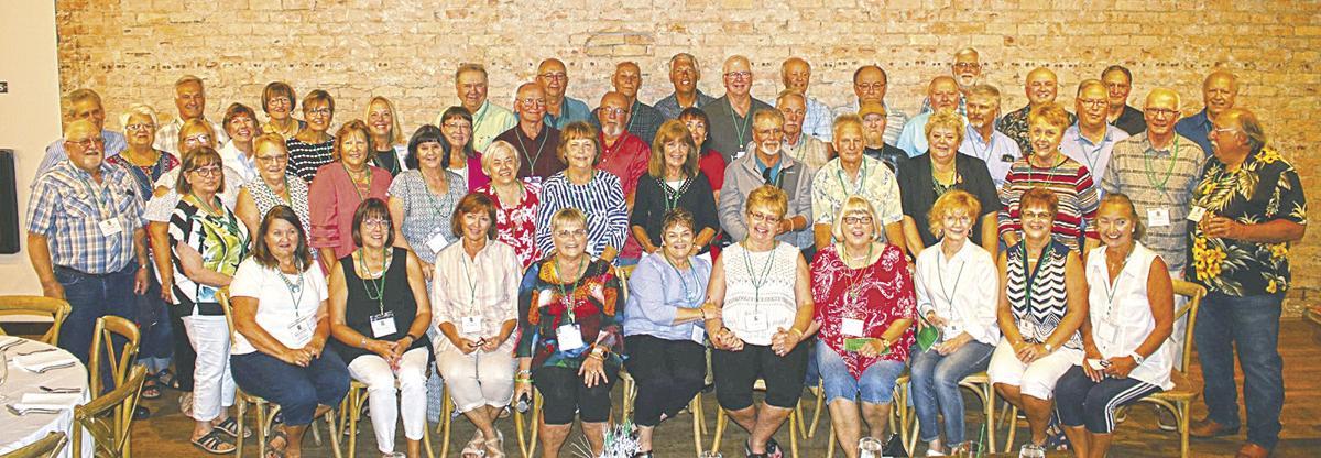 Breckenridge High School holds all-class reunion