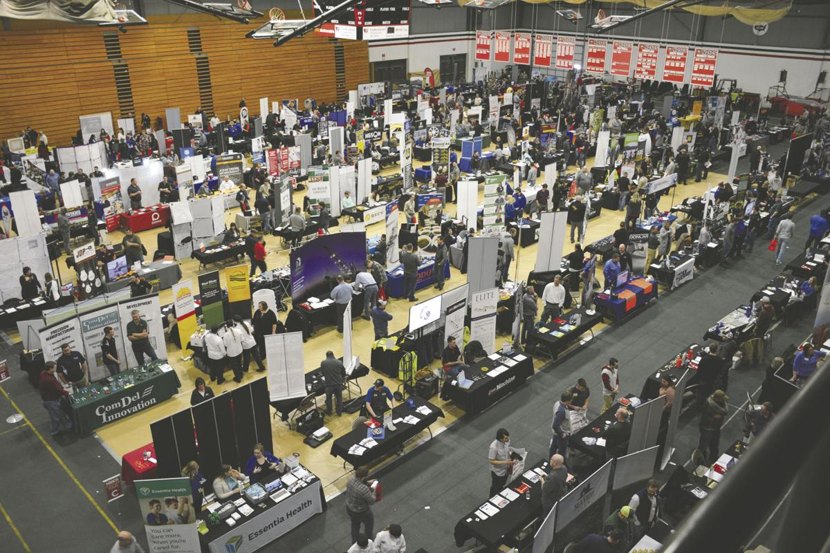 Career fair connects students, opportunities