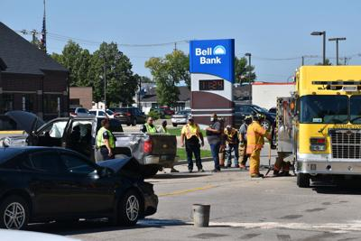 Man extricated from truck after two-vehicle accident in Wahpeton