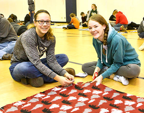 ffa supports hospice by making blankets news monitor