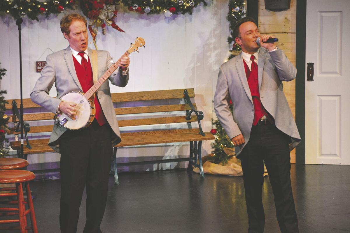 Medora entertainers coming 'Home for Christmas'