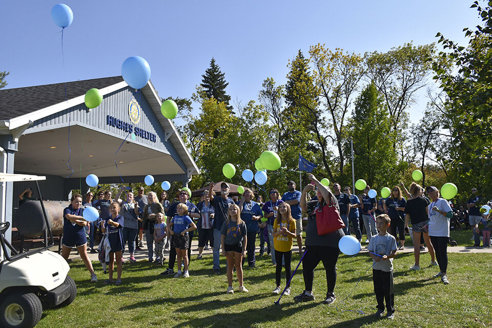 Out of the Darkness Walk held locally