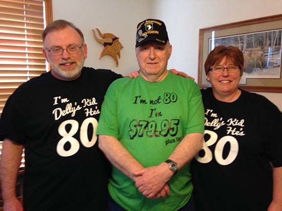 Family, friends wish a happy retirement