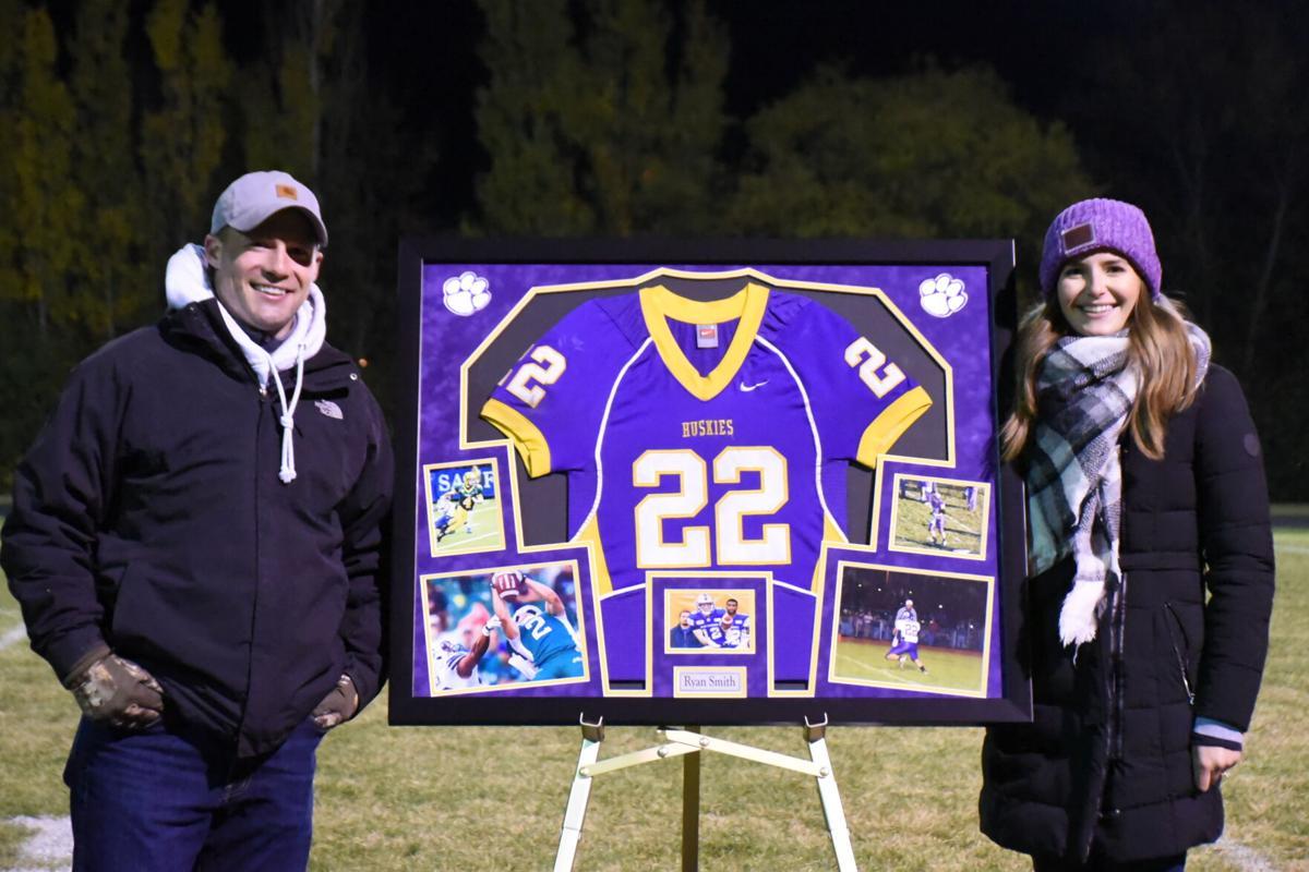 Schafer sets school record despite loss to Devils Lake