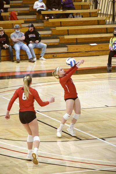 Wildcats volleyball concludes historic regular season