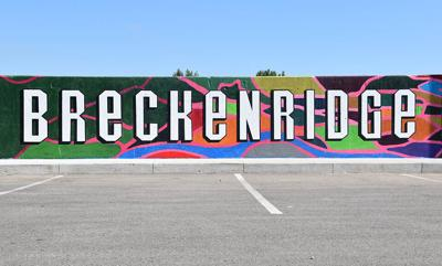 Breckenridge mural dedication to take place on Aug. 6