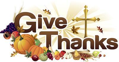 Thankfulness runs rampant down Hankinson Public School's hallways
