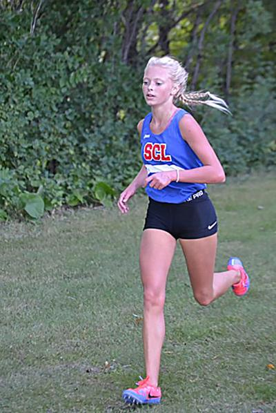 FROLEK THIRD AT CROSS COUNTRY OPENER