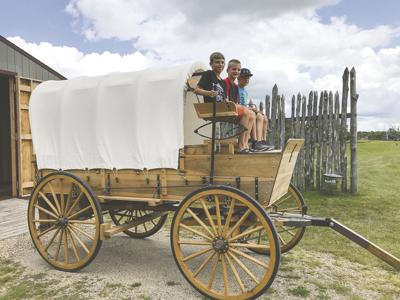 Fort Abercrombie State Historic Site history programs schedule