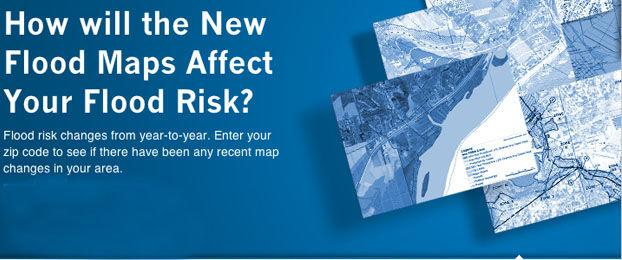 Army Corps Wants FEMA To Raise Year Flood Event Elevations - Us army corps of engineers 100 year flood maps