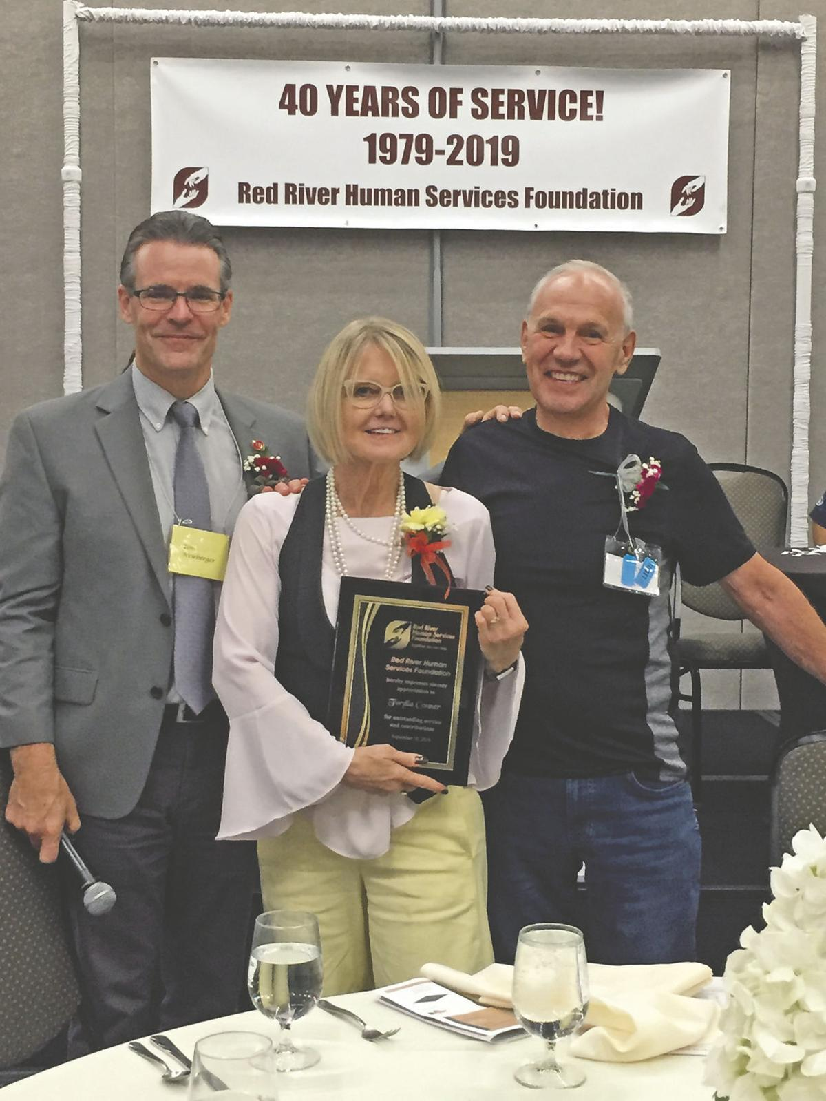 Red River Human Services celebrates 40 years