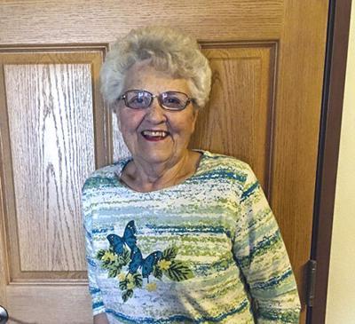 Inez Irene Lunde, 82