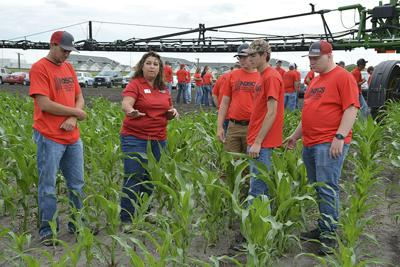 NDSCS dedicates land lab