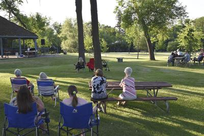 Music in the Park continues with Memories