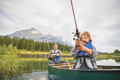 We want your fishing photos