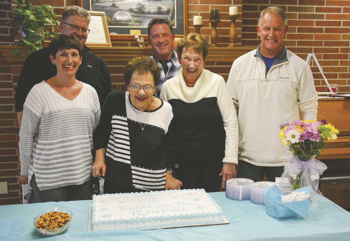 Stern celebrates retirement (of sorts) from St. Catherine's