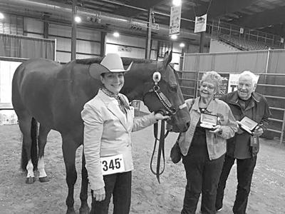 Wahpeton resident competes in horse championship