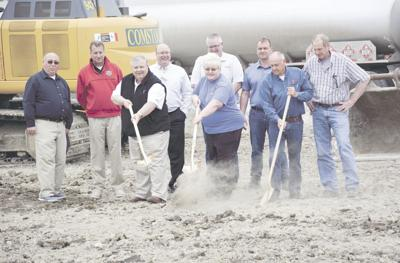 Cenex construction-renovation continues near Bypass