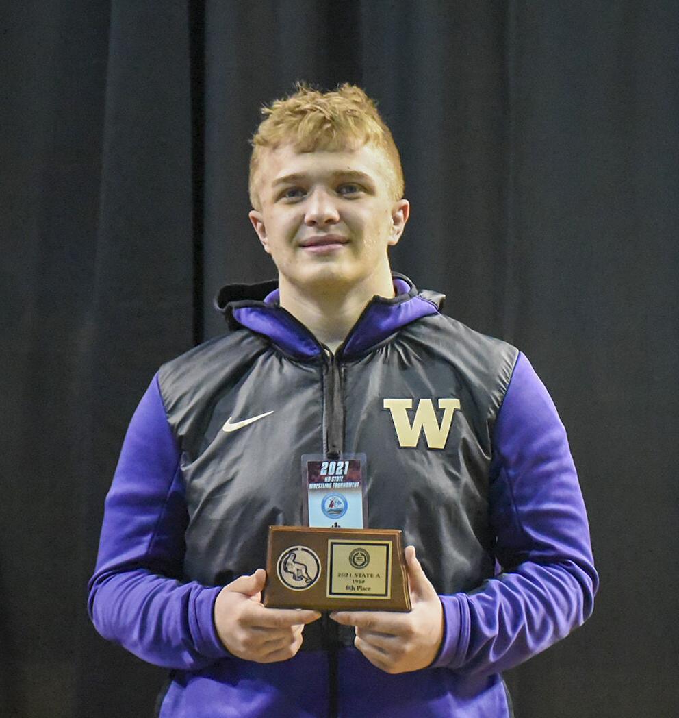 Wahpeton's newest state champion