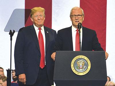 Cramer defeats Heitkamp in U.S. Senate race
