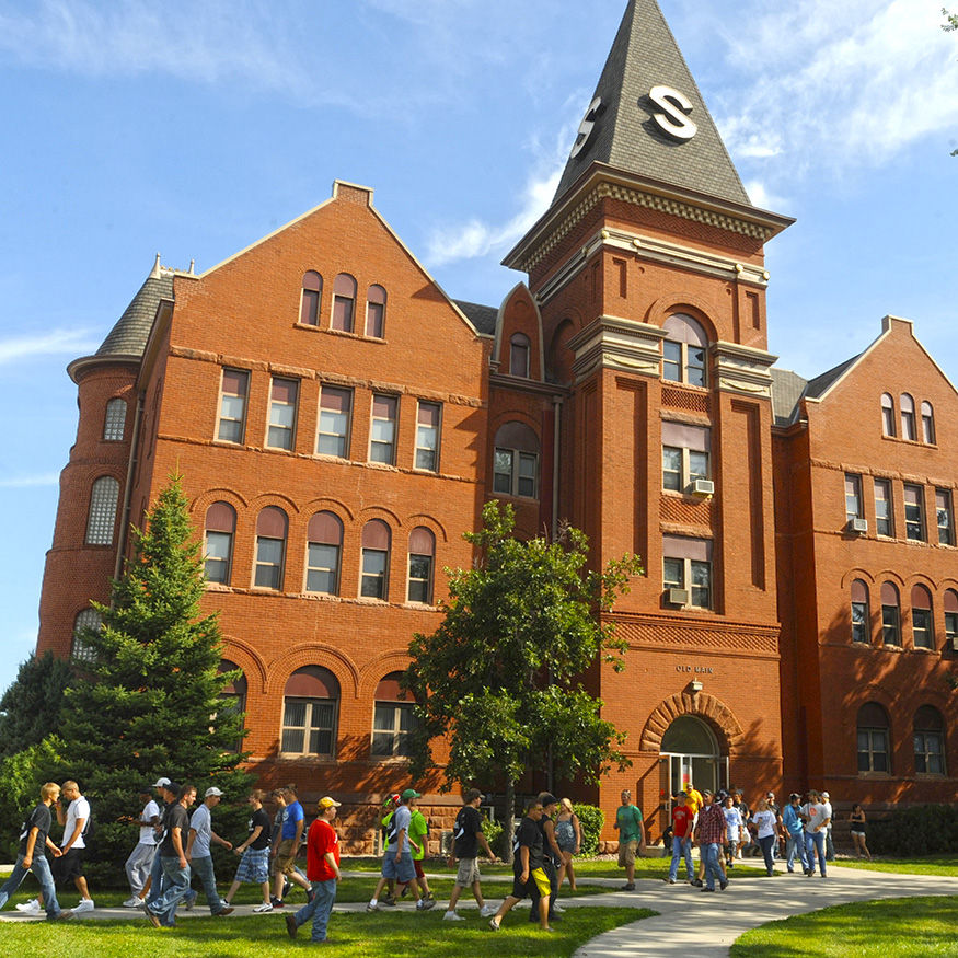 NDSCS gears up for infrastructure improvement