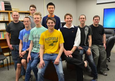 Students work to improve 3D printing