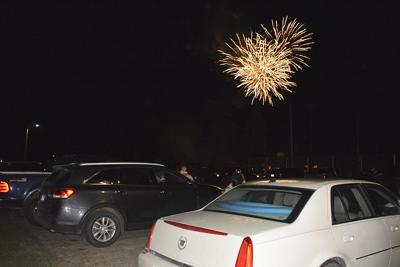 Second year for fireworks display fundraising drive