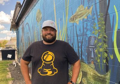 The man behind the murals