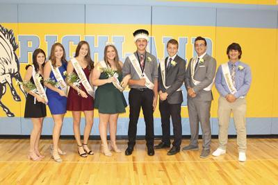 Schmitt, Boehm named Richland 44 King and Queen