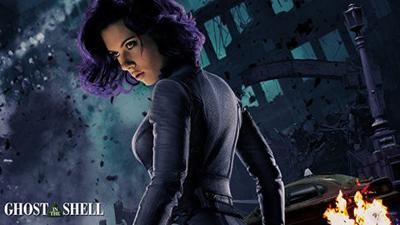 Problematic Casting Too Much Setup Ruins Ghost In The Shell Local News Stories Wahpetondailynews Com