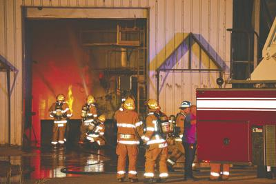 Masonite Primeboard Catches Fire Local News Stories