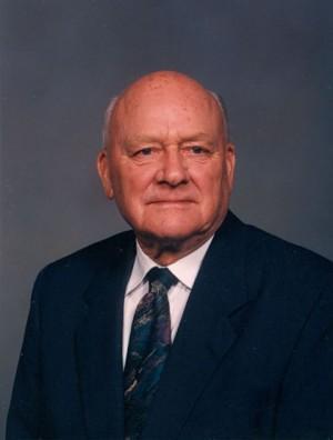 Gordon 'Pat' Patterson, 97