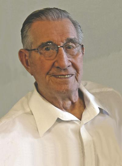Melvin Fenske, 96