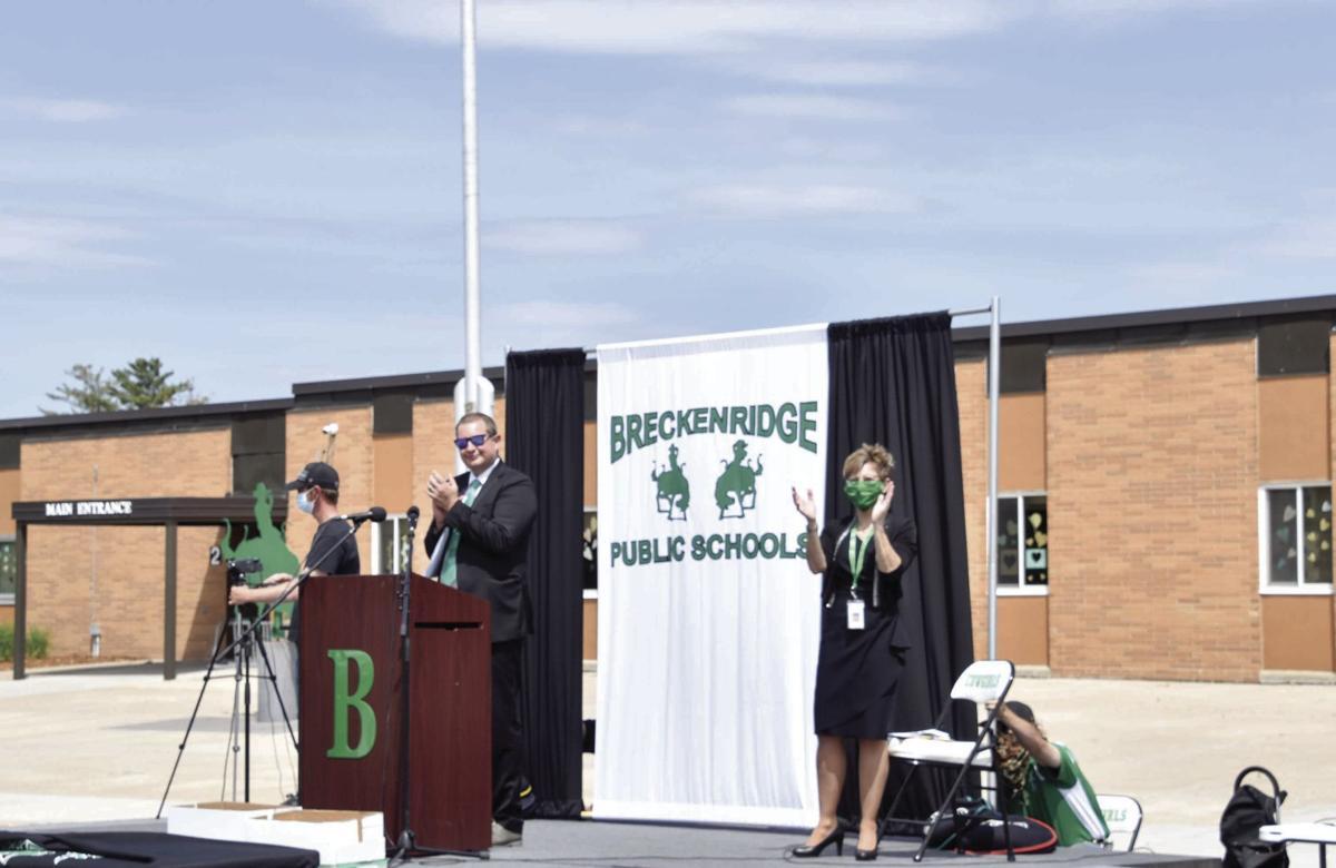 Breckenridge High School celebrates class of 2020
