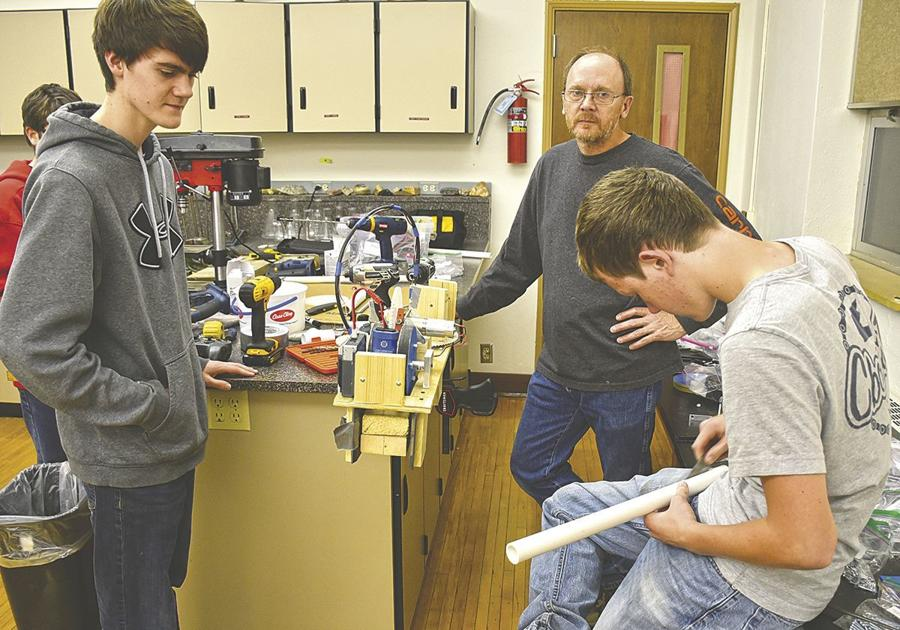 Breckenridge Robotics team to compete this weekend