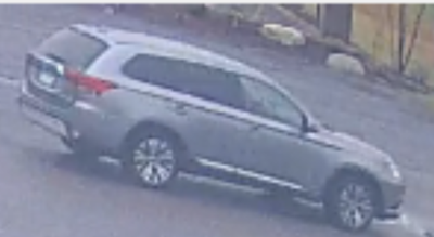 Police looking for information on suspicious vehicle in Breckenridge