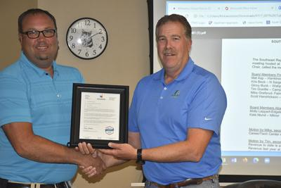 Albertson honored as Technology Teacher of the Year