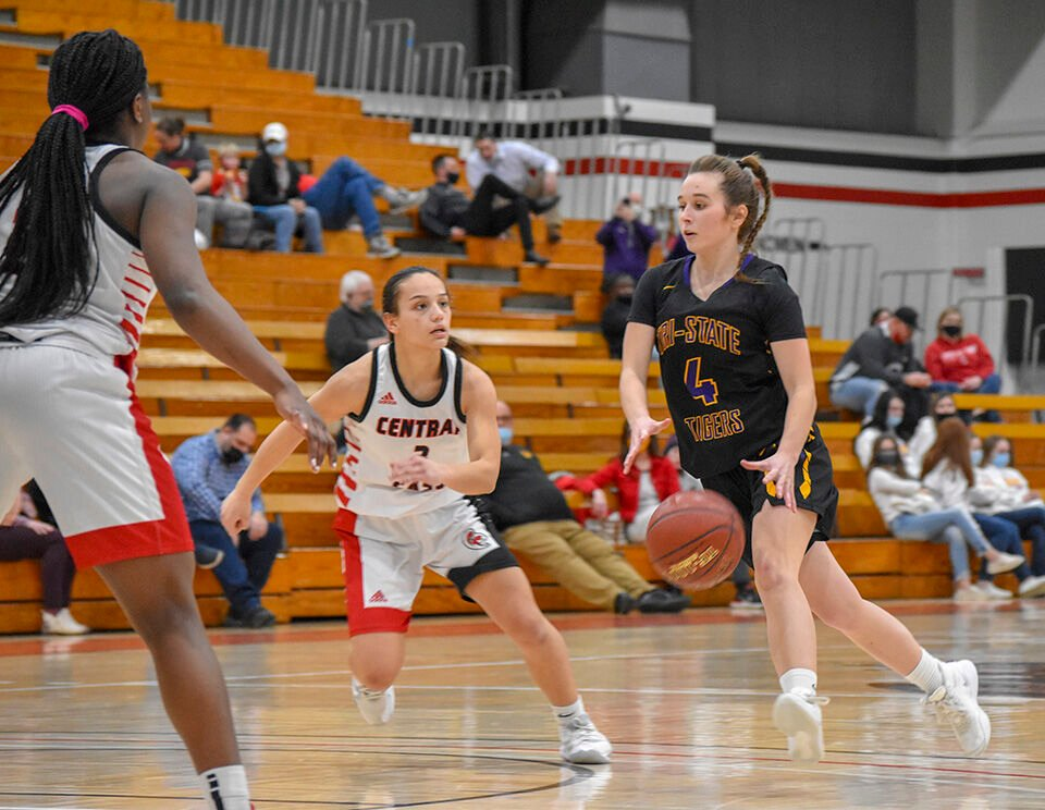 Tigers defeated by Central Cass at tournament