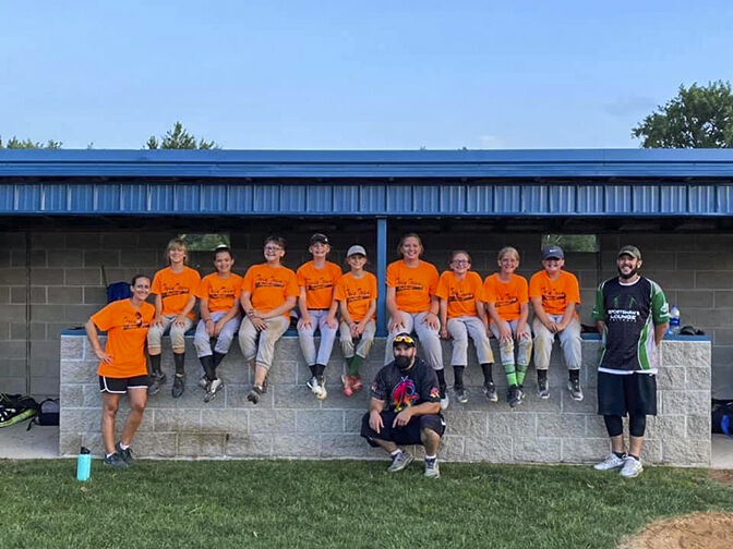 Breck Wahp Twin Towns 12U wraps up fast pitch softball