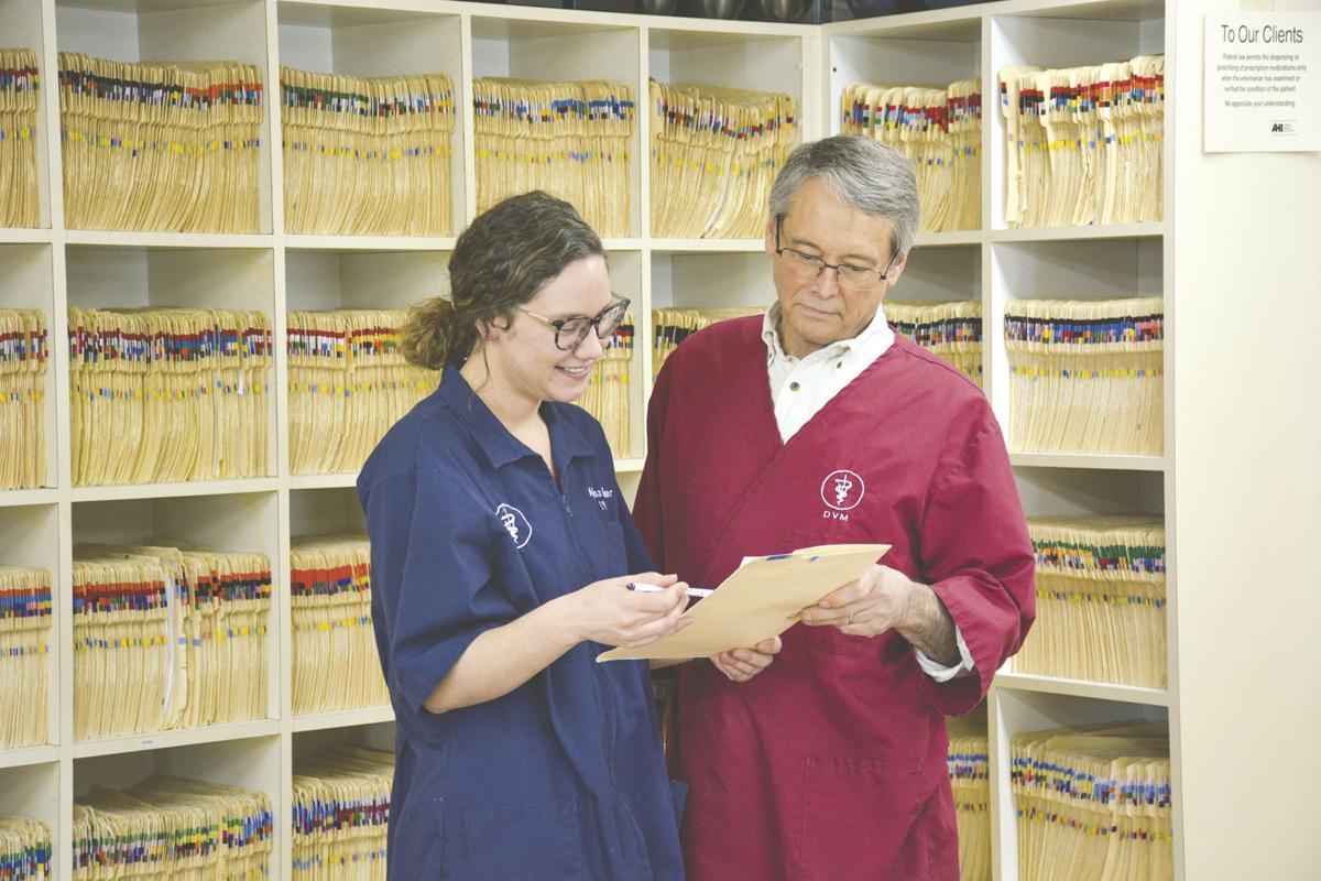 Matz retires, Breuer new owner of Dakota Veterinary Hospital