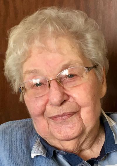 Marian Rutter, 95