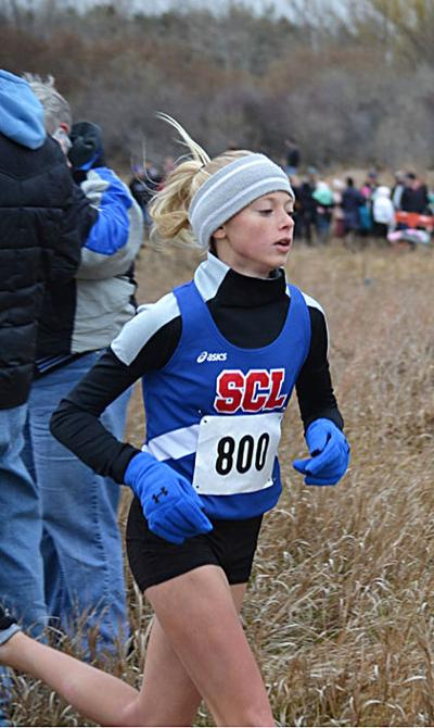 Frolek sisters setting pace at state meet
